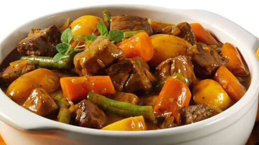 ​Crock-Pot Traditional Beef Stew